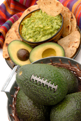 Gameday guacamole